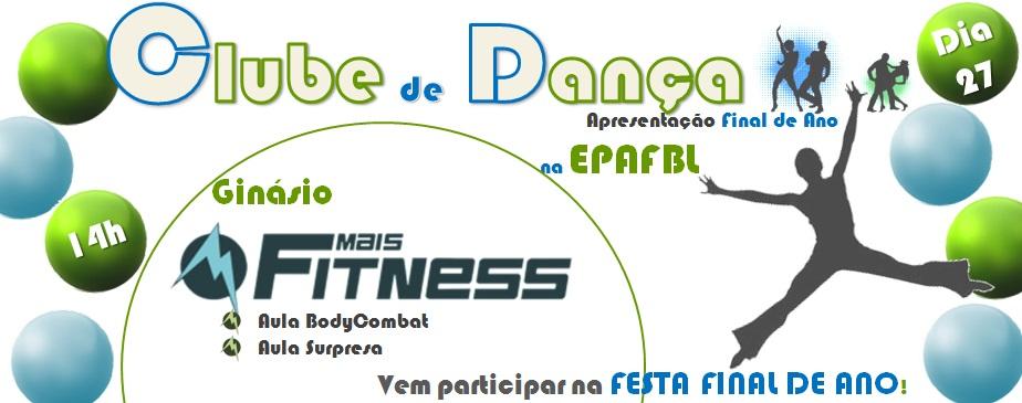 MaisFitness_Clube de Dança