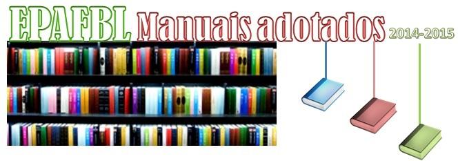 Livros adotados