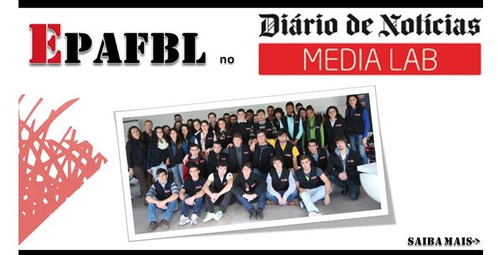 MEDIA LAB turma 1ºF e 1ºQA