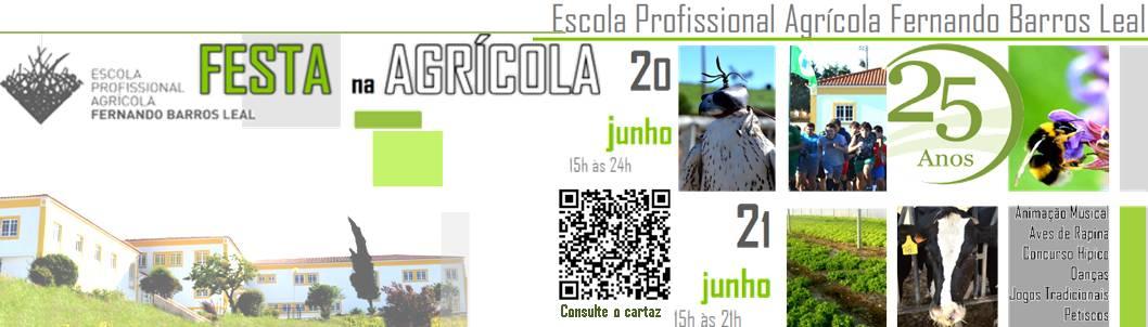 Festa na Agrícola 20 e 21 junho 2015