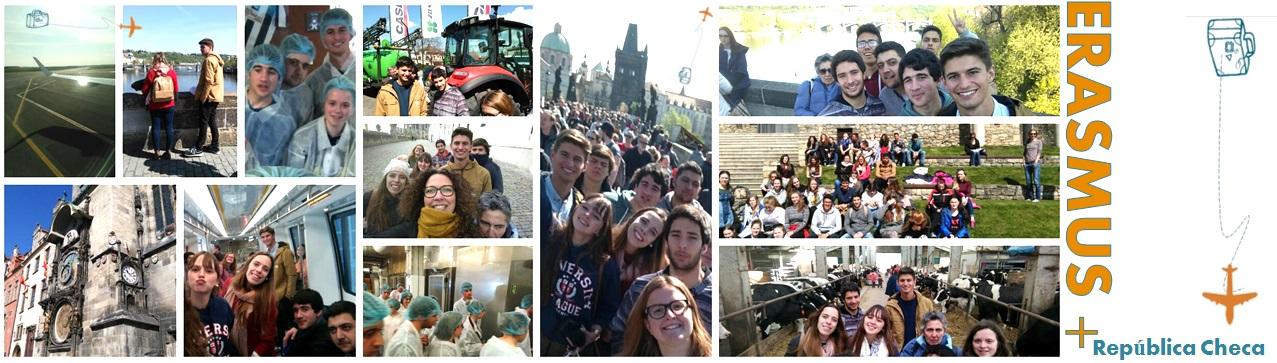 Erasmus + - República Checa