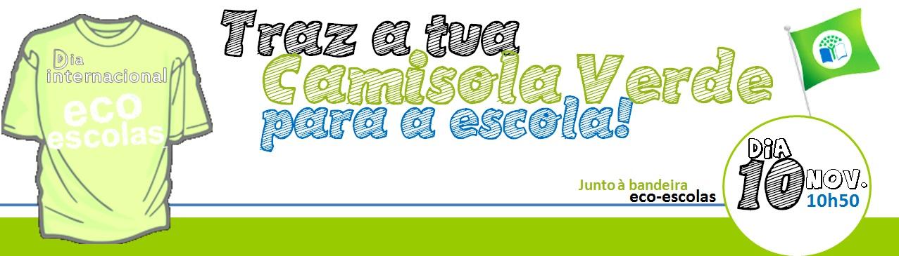 Camisola verde_Bandeira Verde 2015