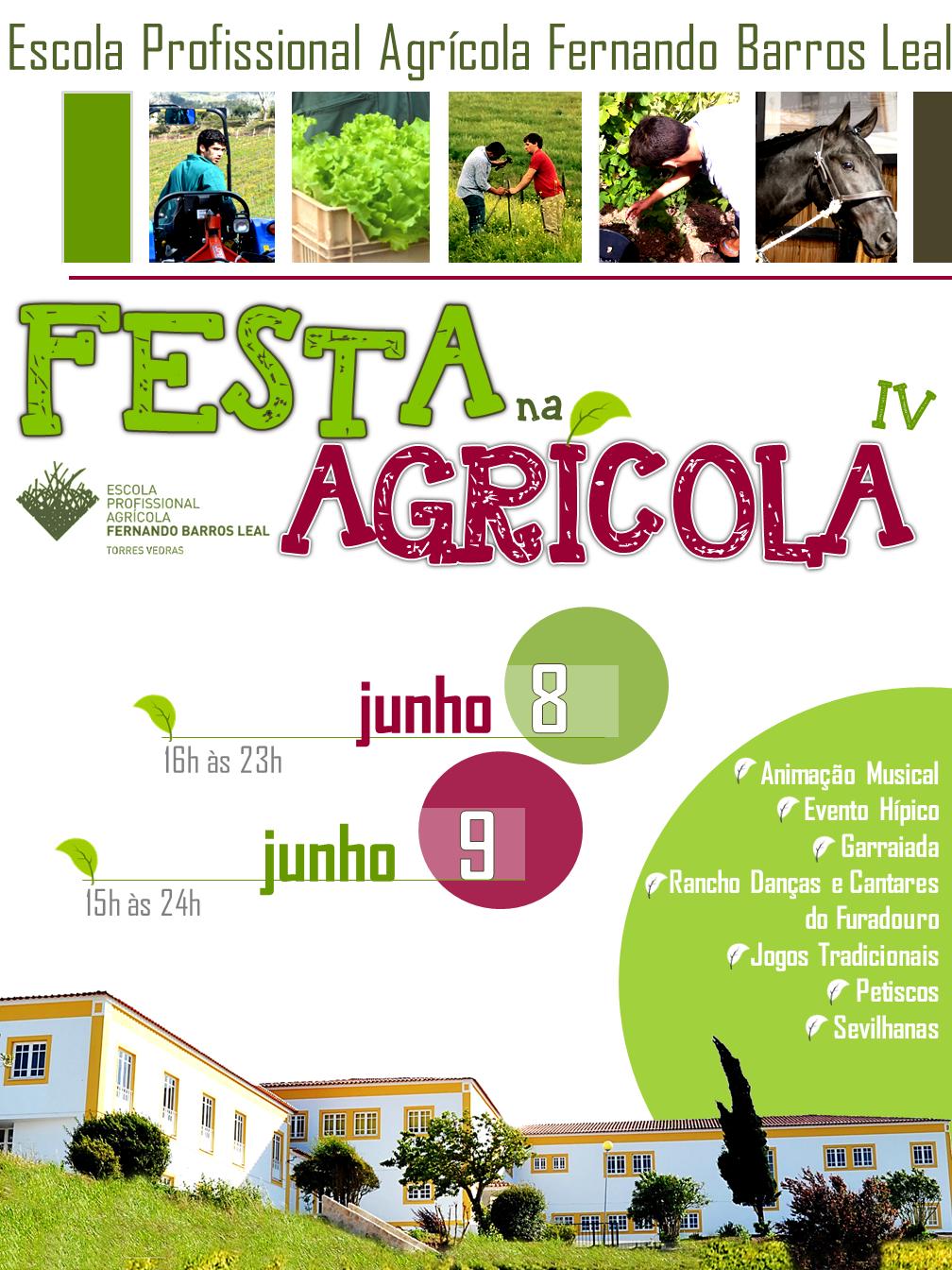 Festa na Agrícola 2018