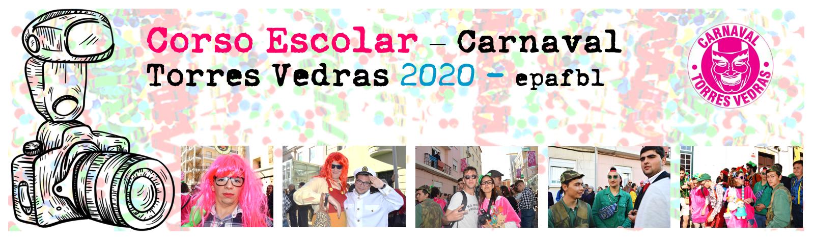 epafbl no Carnaval de Torres Vedras 2020