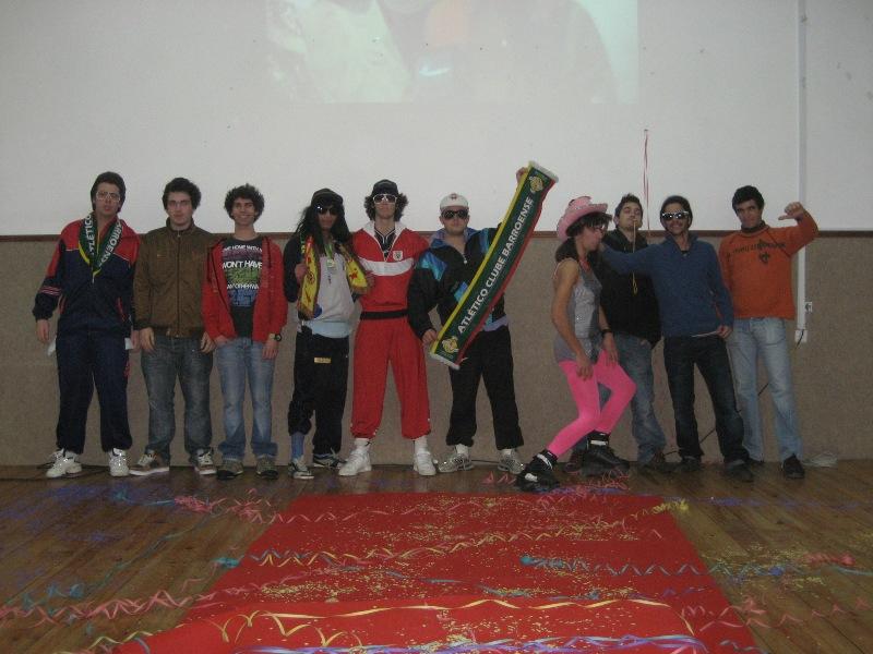 A organização - Associação de Estudantes
